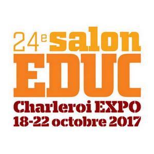 Conférence « calcul mental, jeu et numérique » par Eric Trouillot - Salon de l'éducation de Charleroi (Belgique) @ Charleroi Expo