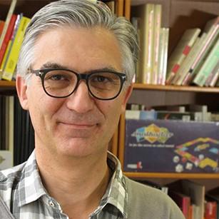 Eric Trouillot en visio conférence à Canopé Marseille @ Canopé 13