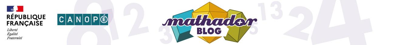 Le blog de Mathador, actualités des jeux, pédagogie du calcul mental et des maths