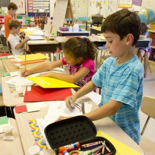 Jeu en classe (Crédit photo : wwworks)