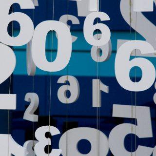 Jeu et nombres (Crédit photo : kenyee)